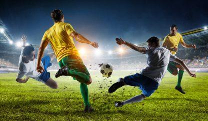 Adult outdoor soccer 6 v 6